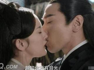 拍吻戏娱乐圈大表哥只服他们,杨幂赵又廷,林更新赵丽颖!